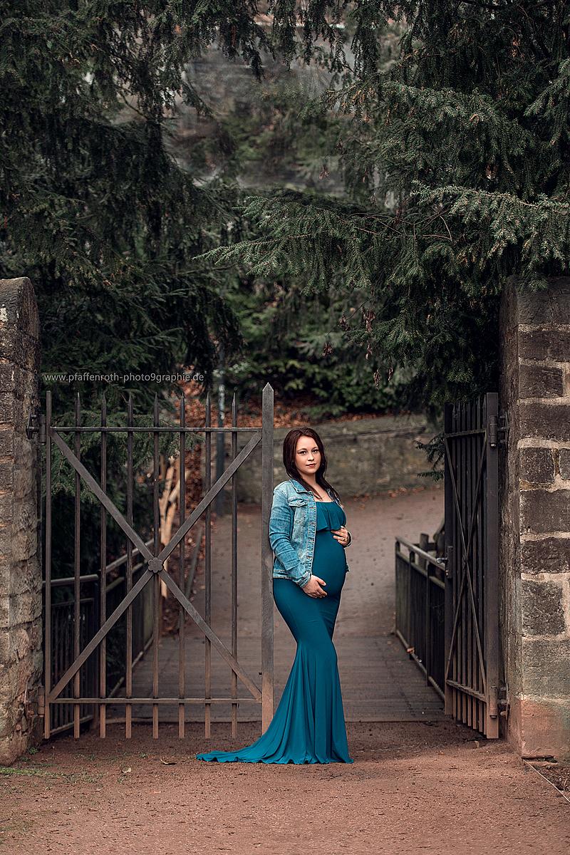 Schwangerschaftsfotografie in Fulda